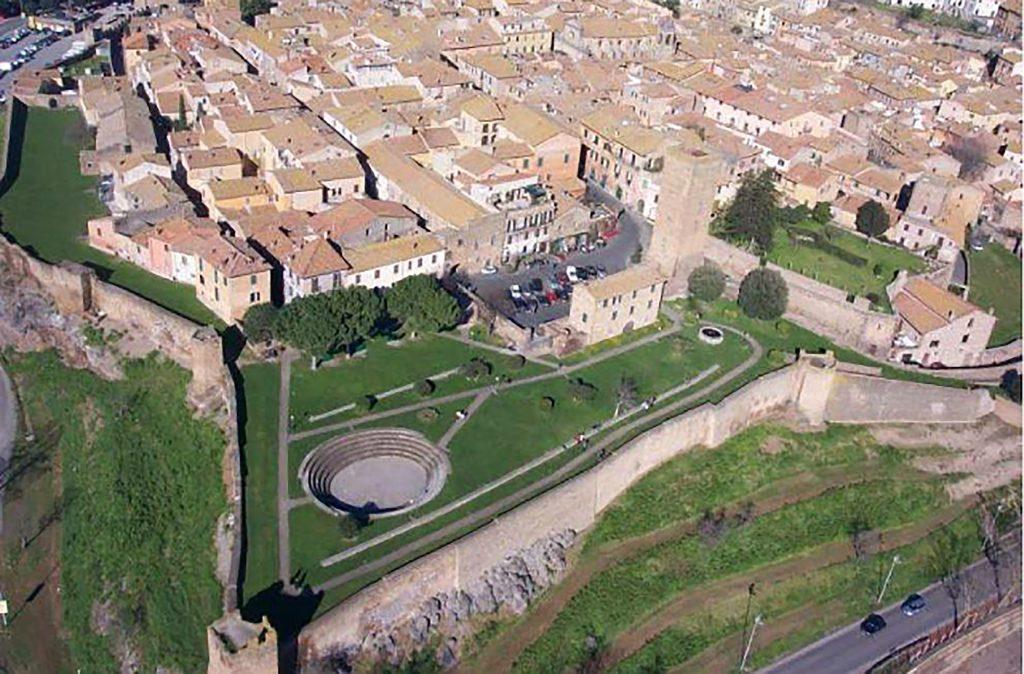 torre di lavello park in tuscania